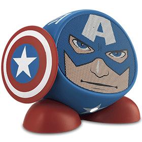 Captain America Civil War Character Bluetooth Speaker Image