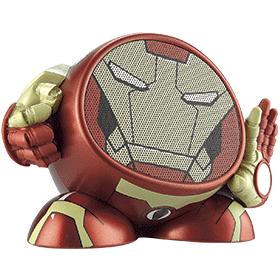 Avengers Character Bluetooth Speaker Image