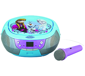 Frozen CD-Boombox Image