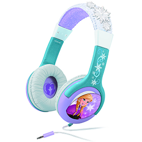 Frozen Headphones - sound reduction Image