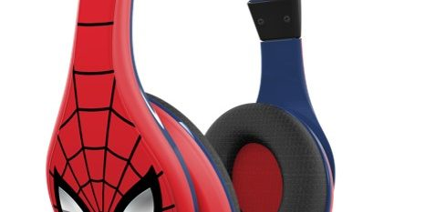 Spiderman Headphone