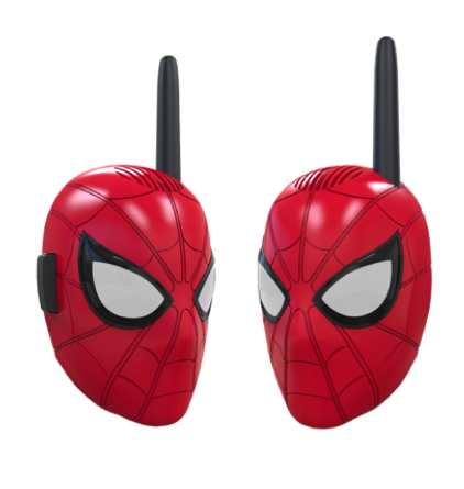 Spiderman Walkie Talkies - Short range Image